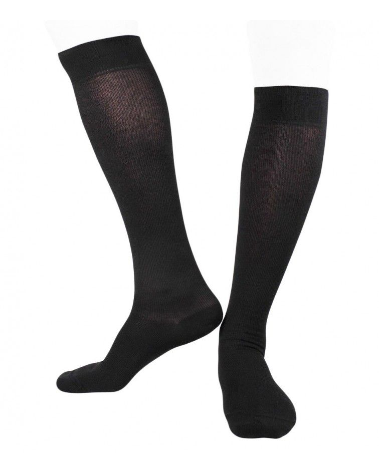Sauber Socks leveled compression 18-22mmHg, cotton