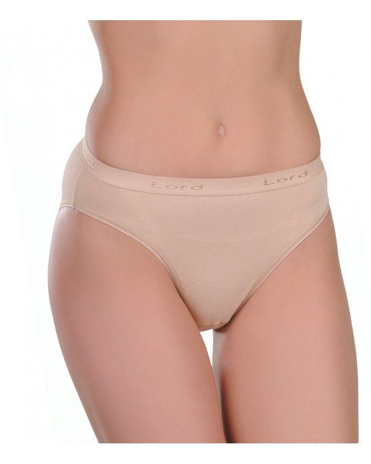 Women Panty Tai, xlarge sizes, beige