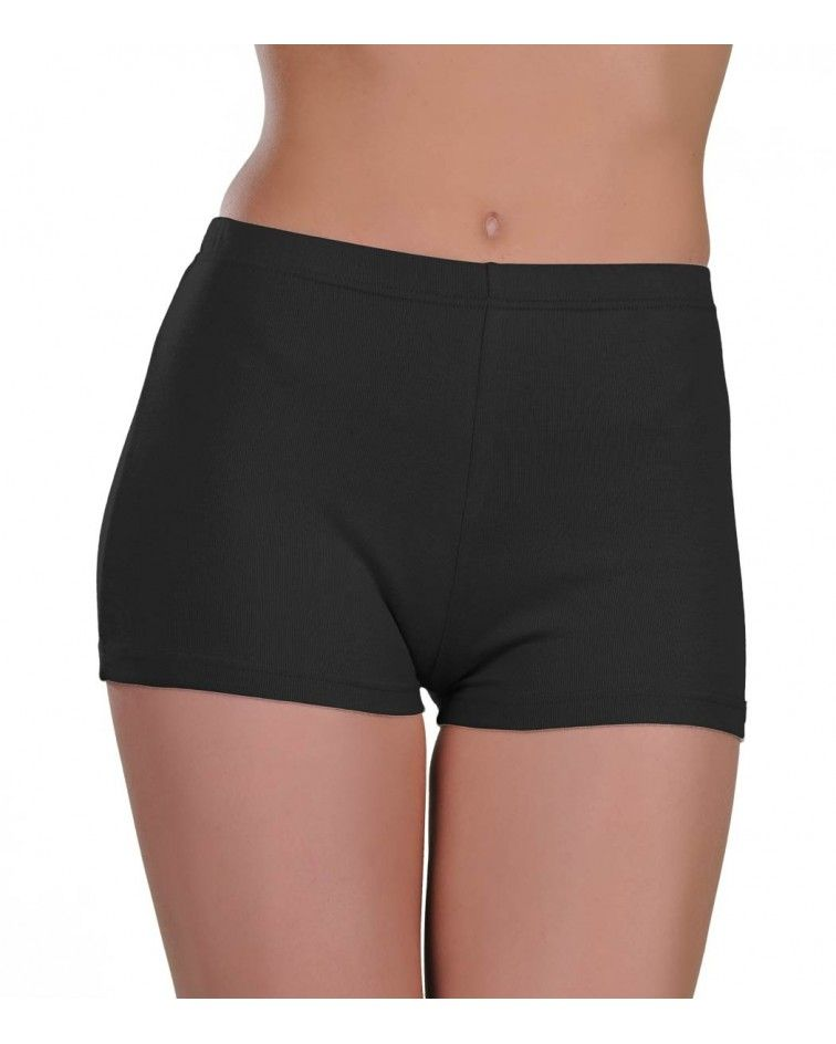 boxer cotton, big sizes, black