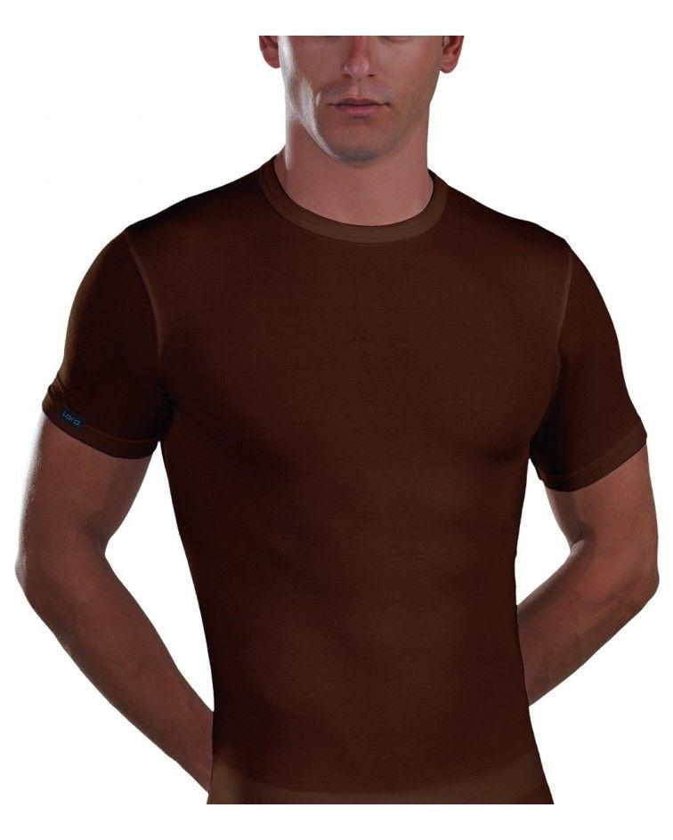T-Shirt, Micromodal, beige