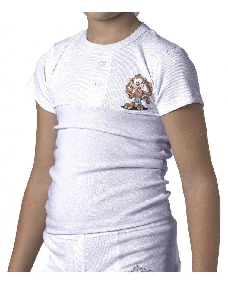 T-Shirt, Monkey