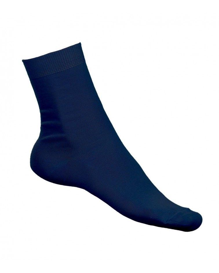 Κάλτσα Ελαστική, μπλε