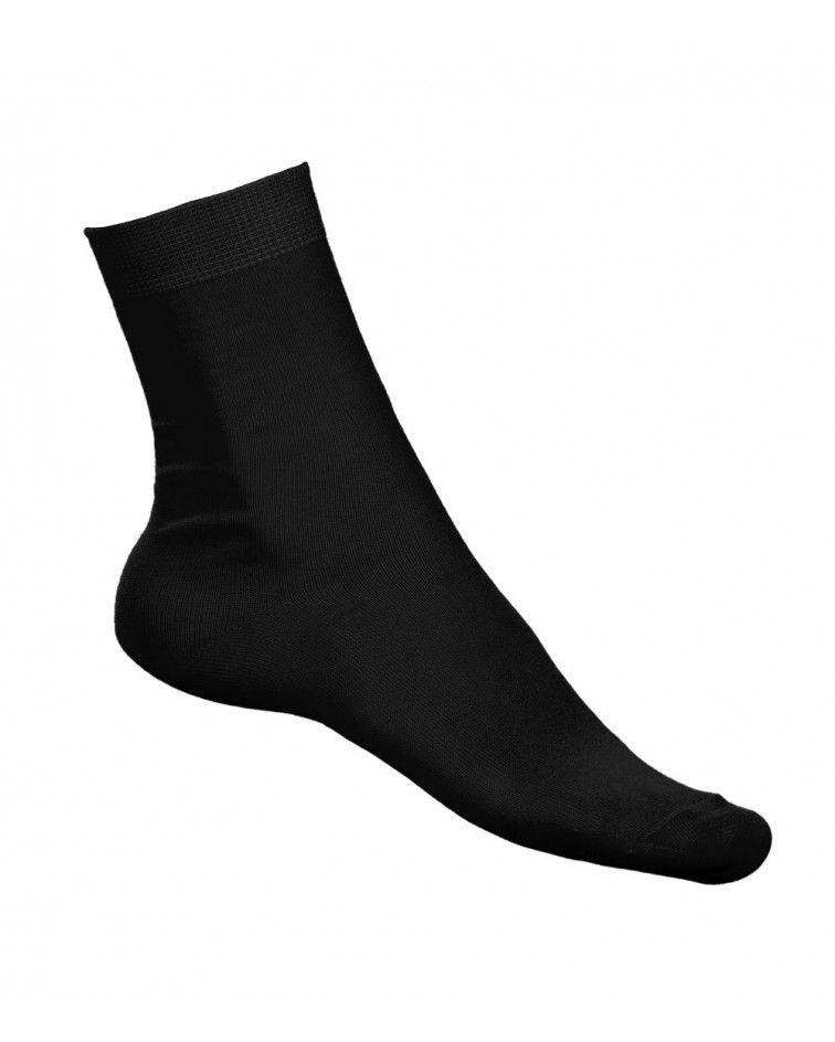 Κάλτσα Ελαστική, μαύρο