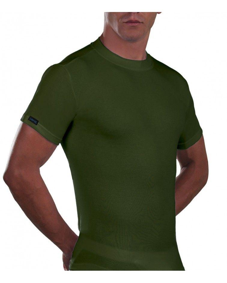 T-Shirt, crew neck, 13-14-15ετών, khaki