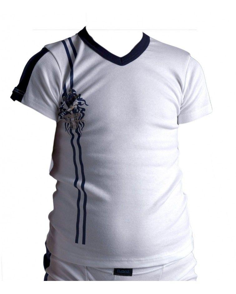 Φανέλα Κοντομάνικη, Ποδόσφαιρο, Μπλε
