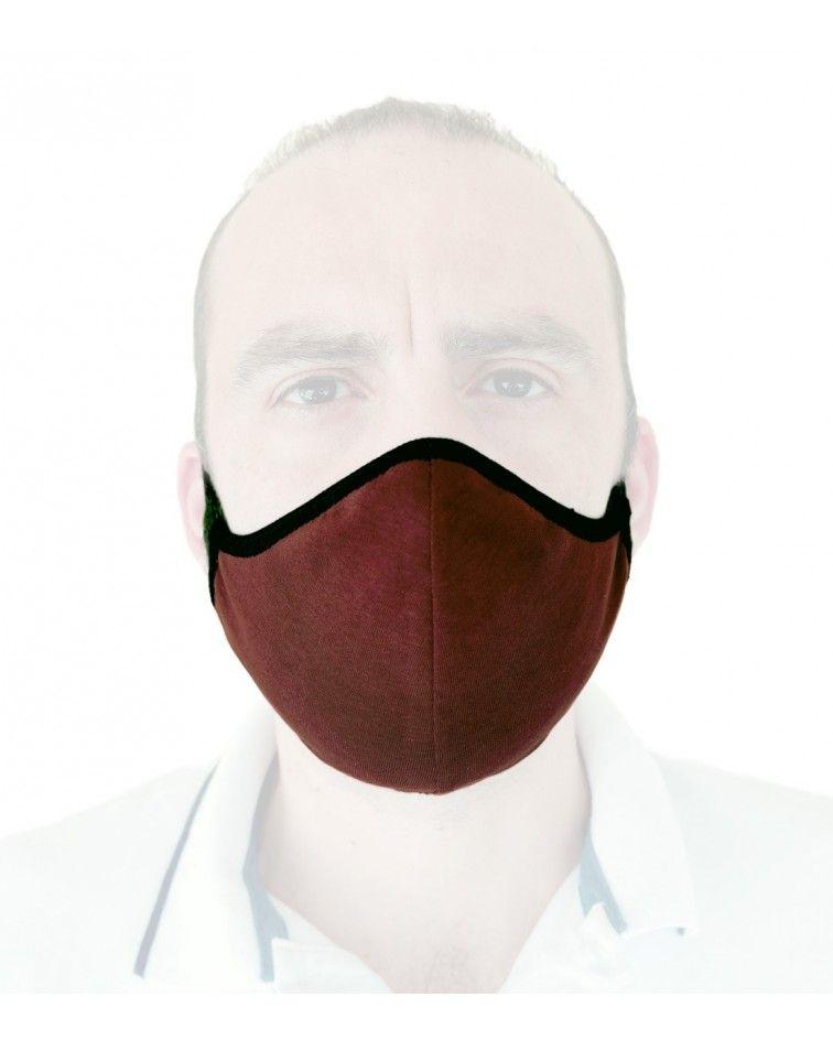 Βαμβακερή Μάσκα με λάστιχο