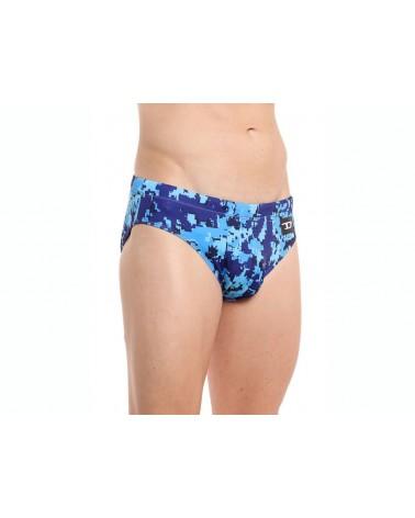 Diesel Men Swimwear, brief blue