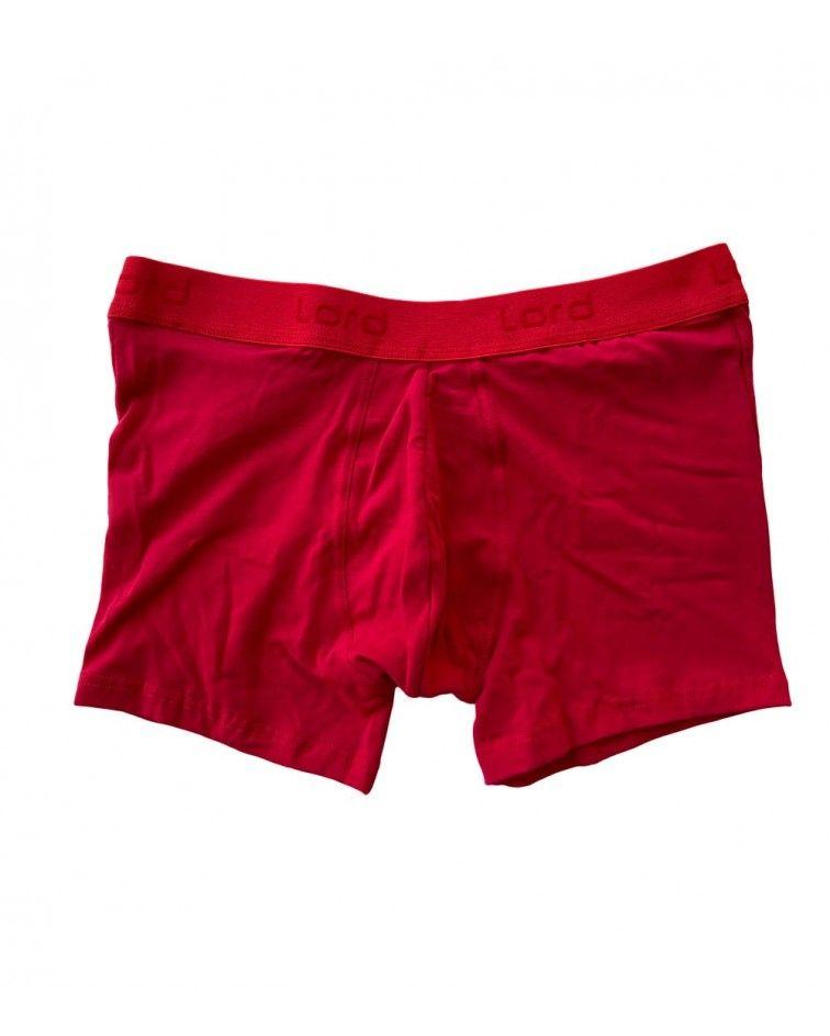 Ανδρικό Boxer, Λαστιχο - Κόκκινο