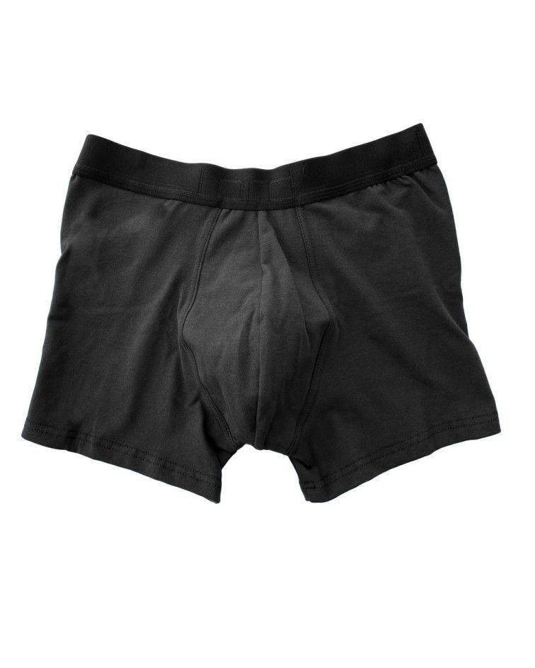 Ανδρικό Boxer, Λαστιχο - Μαύρο
