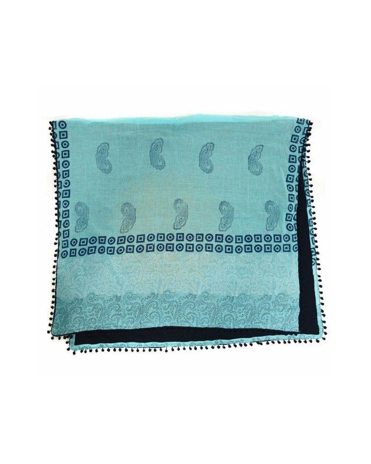 Πετσέτα θαλάσσης, Παρεό