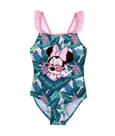 Μαγιό Ολόσωμο Minnie Mouse, πράσινο
