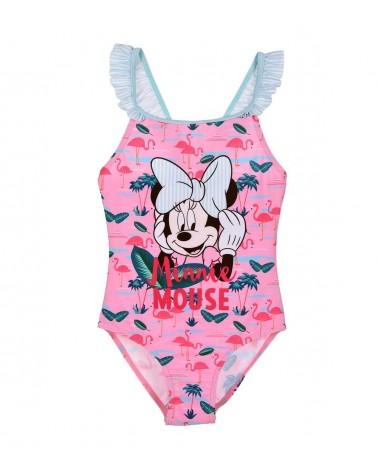 Μαγιό Ολόσωμο Minnie Mouse, ροζ