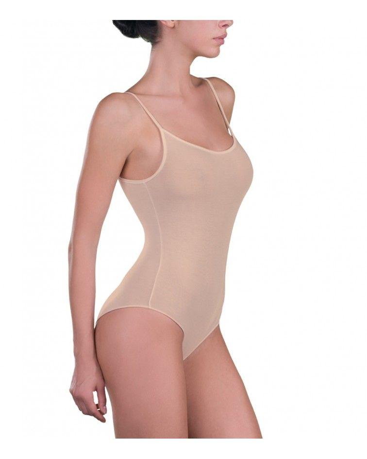Women body, camisole, string