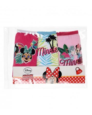 Παιδικά κυλοτάκια Minnie 3τεμ