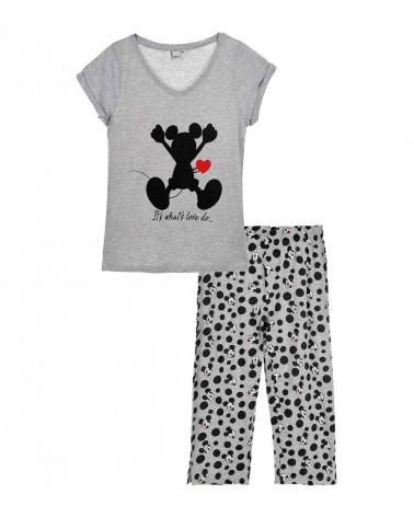 Woman Pajama Mikey