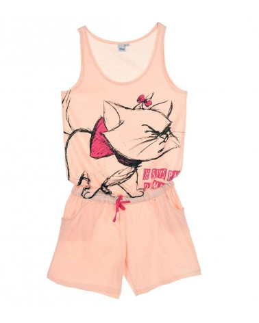 Γυναικείo Homewear Cats, ροζ