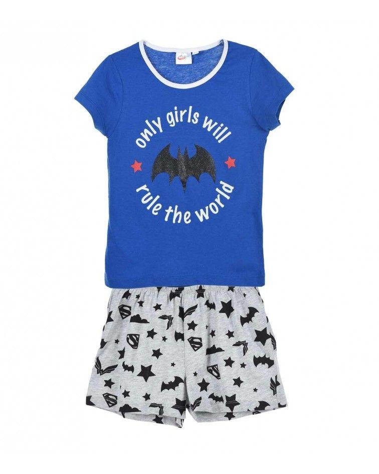 Κοριτσιών Πιτζάμα, rule the world, μπλε