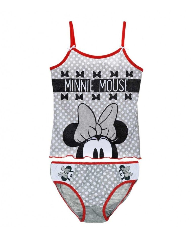 Girls Camisole-panty, Minnie