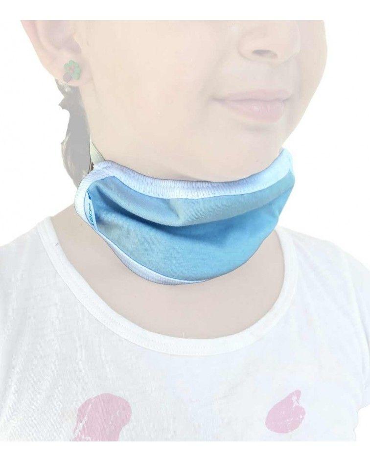 Παιδική Υφασμάτινη Μάσκα με λάστιχο