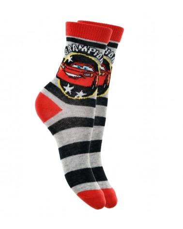 Κάλτσες Παιδικές Cars, μαύρο