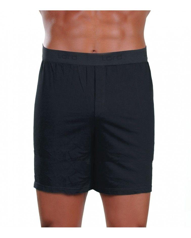 Boxer shorts opening