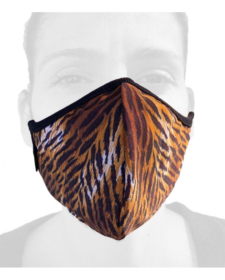 Reusable Mask, rubber band