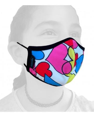 Παιδική Μάσκα, λάστιχο, σχέδιο