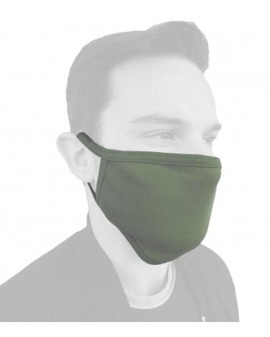Bαμβακερή Μάσκα Γενικής χρήσης, χάκι