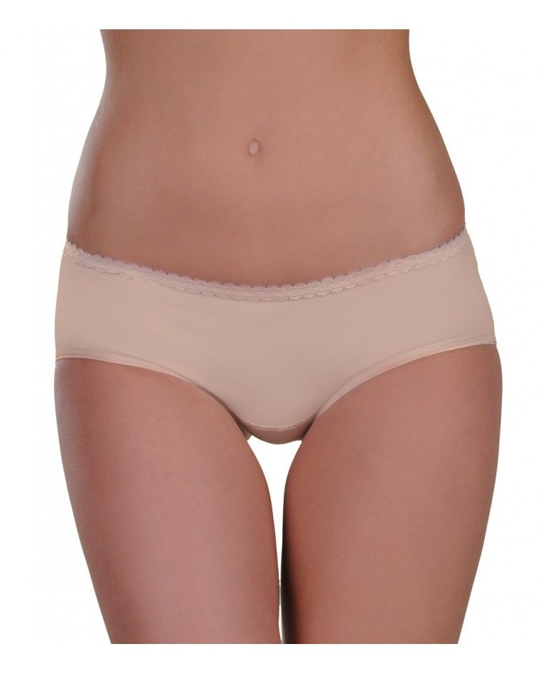 Panty, mini, beige