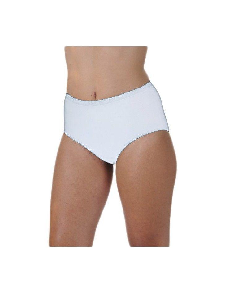 PANTY TAI EX. RUBBER, big sizes, white