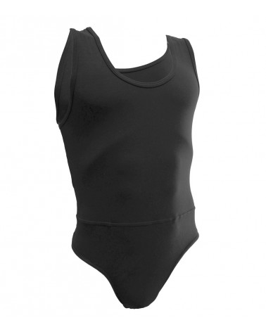 Men Bodysuit, Tank Top, String, Micromodal