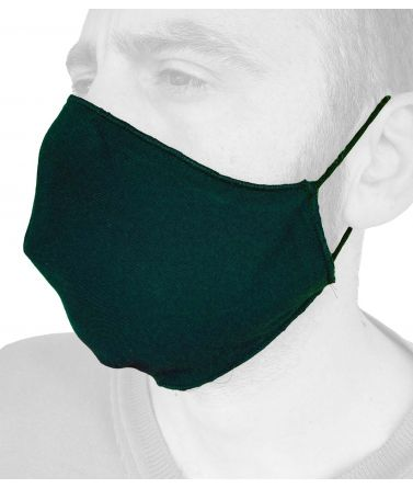 Cotton reusable Mask with rubber band