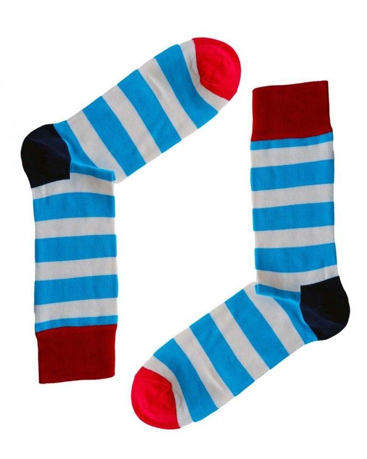 Ανδρική Κάλτσα χρωματιστή