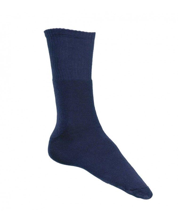 Κάλτσα Χωρίς Λάστιχο, μπλε