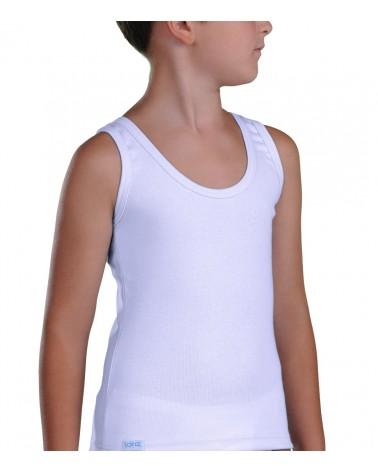 Παιδική Τιράντα, λευκό