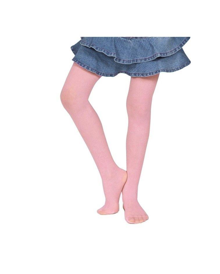IDER Παιδκό Καλσόν Silia Mousse 40DEN, ροζ