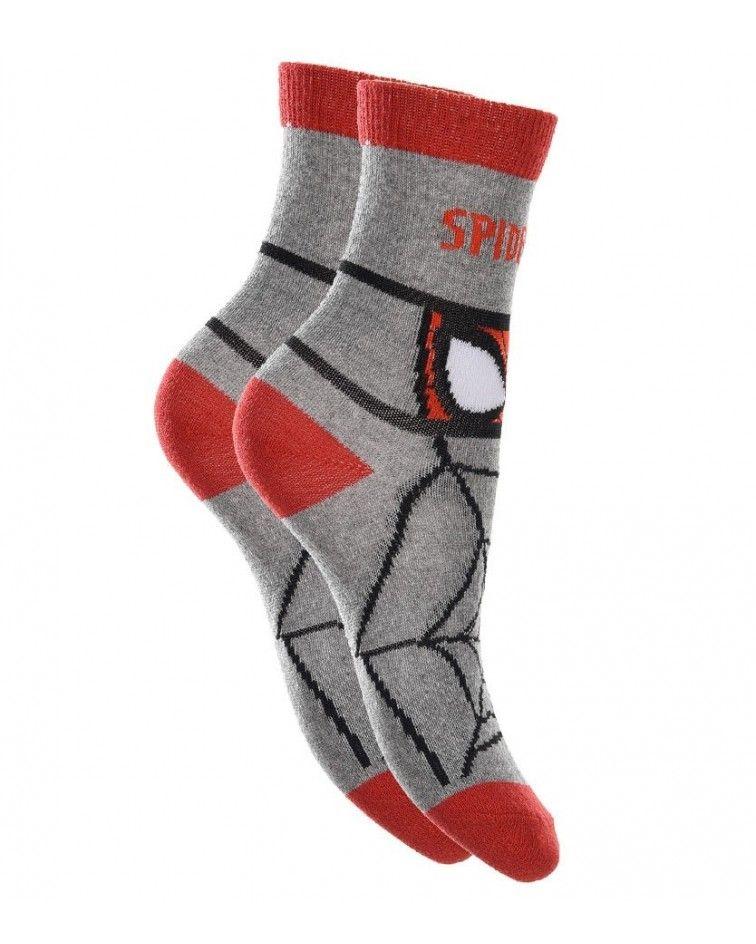 Παιδικές κάλτσες, Spider-man, γκρι