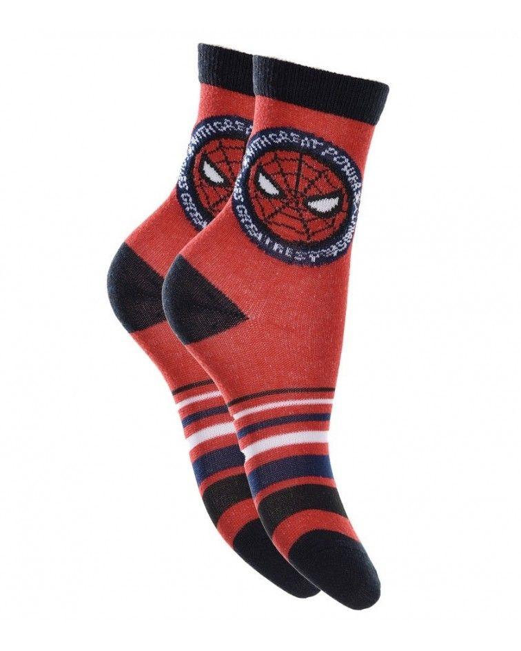 Παιδικές κάλτσες, Spider-man, κόκκινο