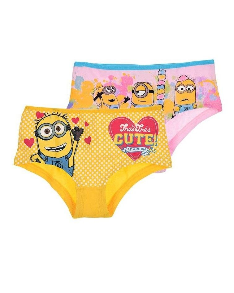 Minions Set 2 boxer shorts