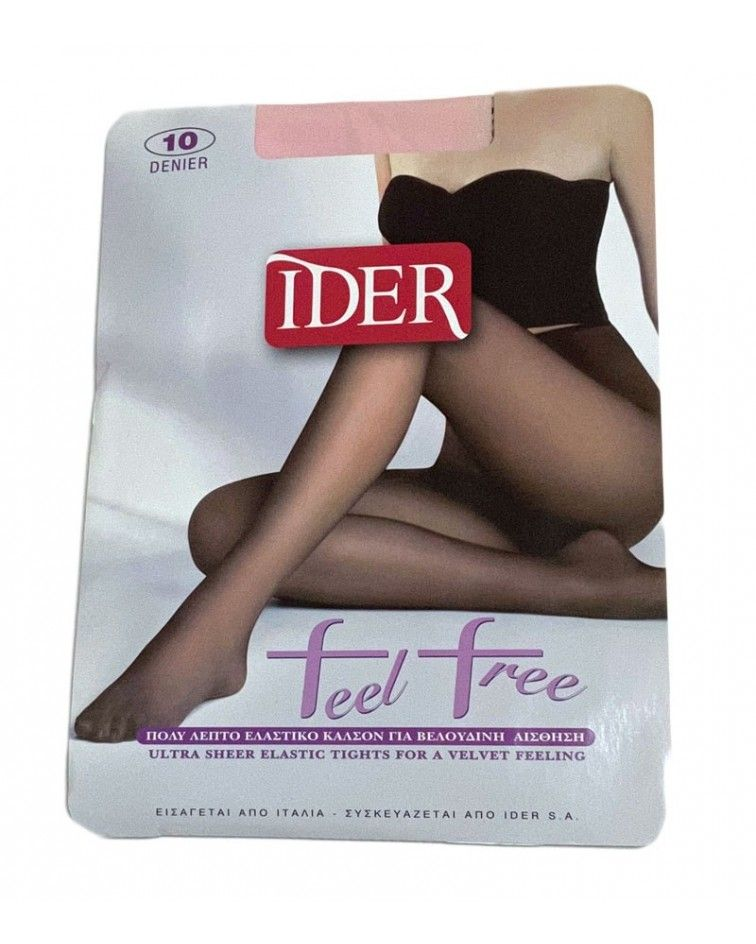 IDER FEELFREE 10 DEN WOMEN TIGHTS
