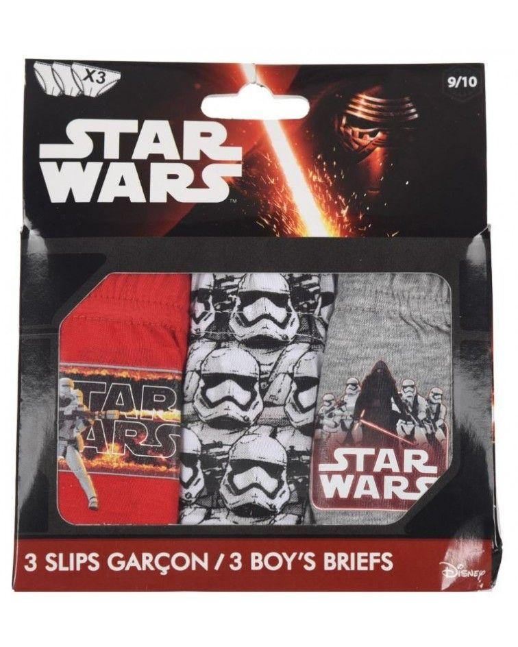 Disney Star Wars παιδικά 3 σλιπ- 2