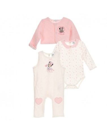 Disney Baby Minnie Infant Set 3 pieces- 2