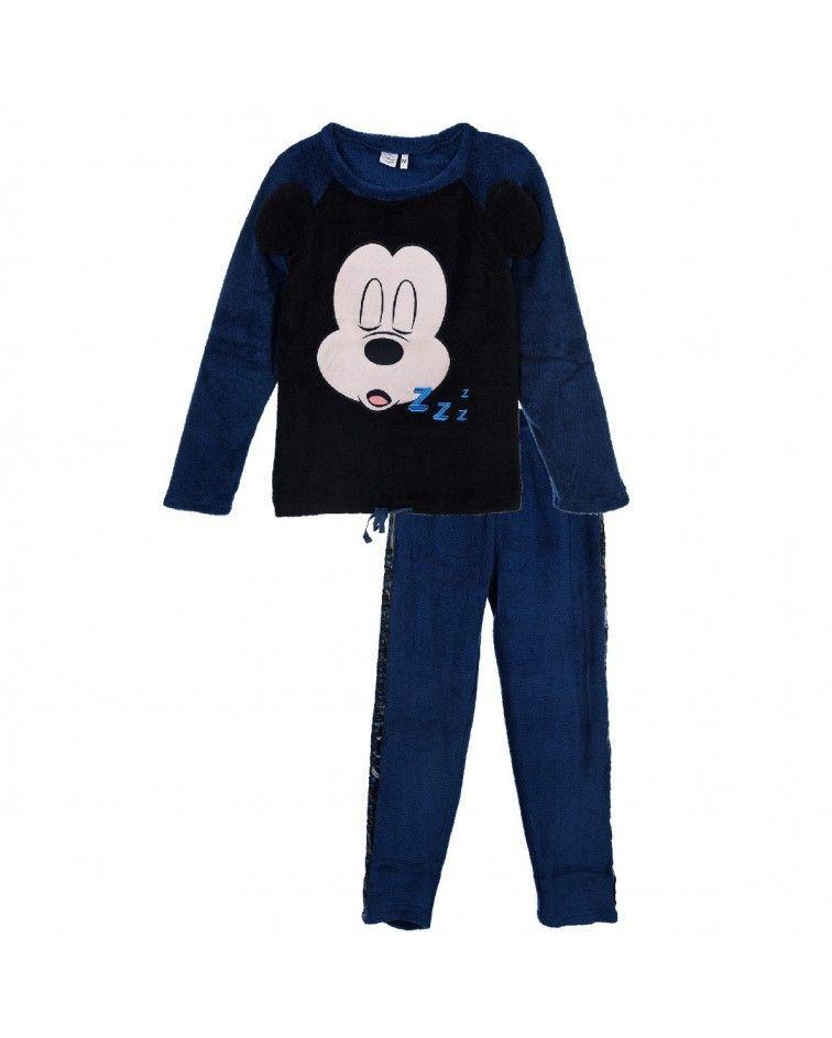Γυναικεία Πιτζάμα Mickey μπλε