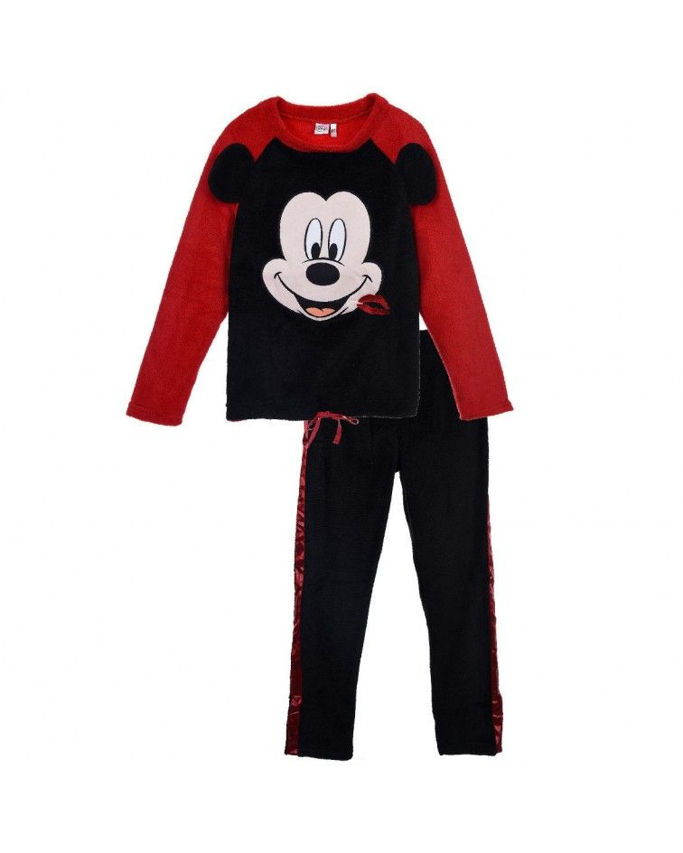 Mikey Pyjama red
