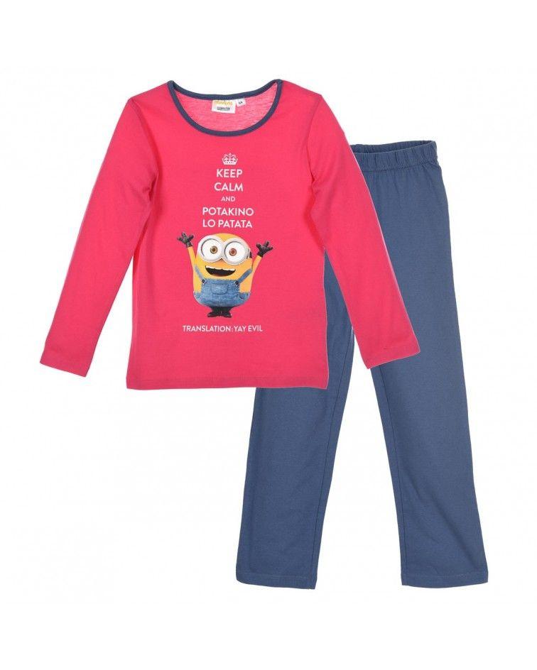 Minions Children Pajama, Minios- 2