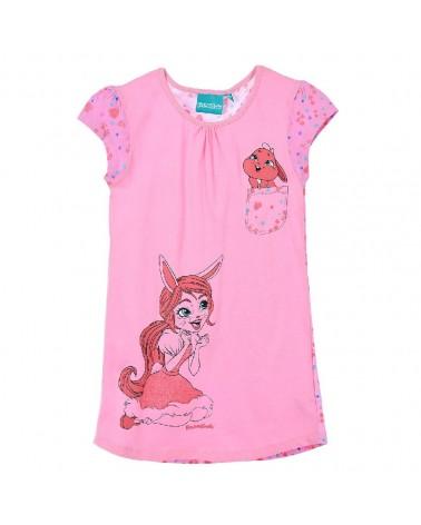 Παιδική νυχτικιά enchantimals, ροζ