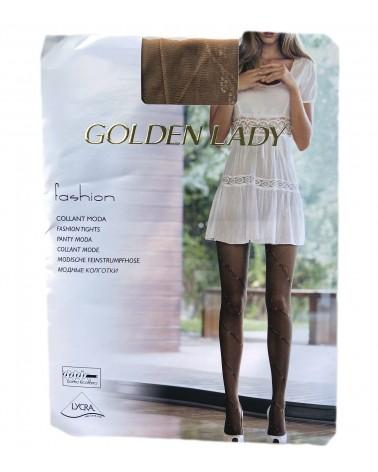 Golden Lady Golder tights- 4