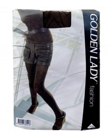 Golder tights