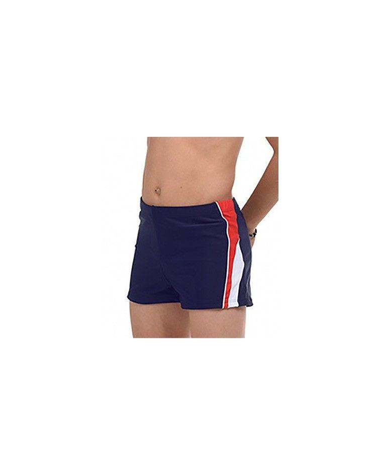 Swimwear Swimwear boxer blue, stripes- 1