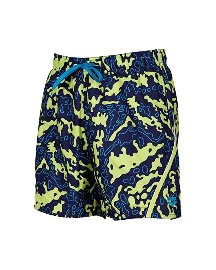 Swimwear Shorts Arena Arena printed men's swimshorts 1B33978-1